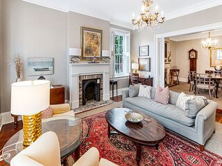 Elegantly Appointed Home in the Historic District by Lucky Savannah