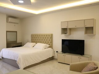 Lovely 1-Bed Apartment in Amman