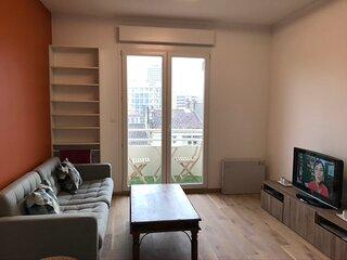 Tres beau appartement 3 pieces proche place Castellane avec vue