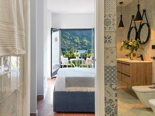 Beautiful 4-Bed House - Benamahoma - 2 fireplaces