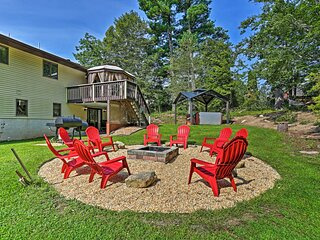 NEW! Deluxe Family Getaway w/ Hot Tub & Game Room!