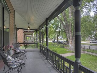 Bushnell Historic Home in Downtown Durango