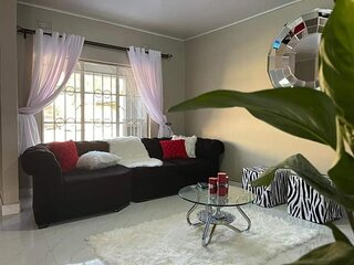 Spacious and harmonious 2 bedroomed apartment