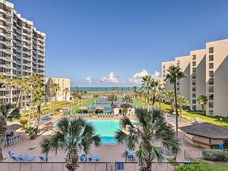NEW! South Padre Island Condo w/ Access to Beach!