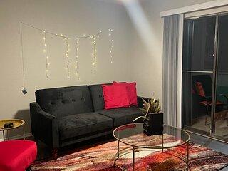 Stylish 1 Bedroom Apartment near AT&T Stadium