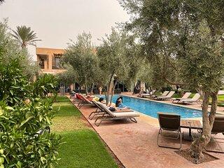 DOMAINE DAR MANOU MARRAKECH - Domaine d'Hotes de luxe pour vos evenements