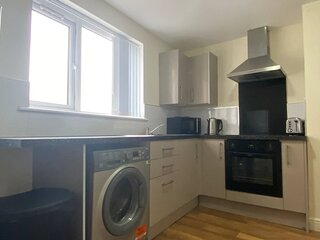 Impeccable 1-Bed Apartment in Stockton-on-Tees