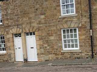 Charming Grade 2 listed stone built property centrally located in Stanhope
