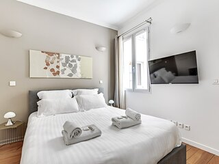 A Charming Studio in the Batignolles & Montmartre Area.