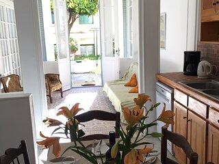 Villa Bonheur, Franck Pilatte, vieux port, calm