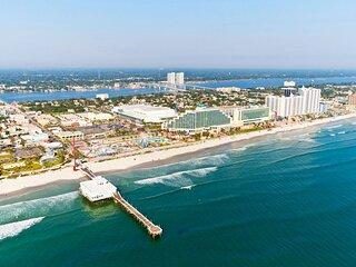 Enjoy Ocean Views Just Steps from the Beach & Boardwalk