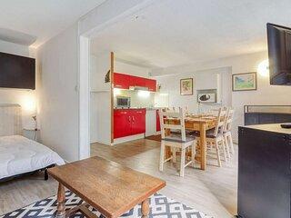 Appartement T2 pour 4/5 personnes