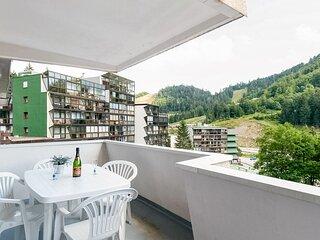 Le Grimpeur - Apt avec balcon au pied des pistes