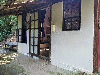 casa singela no mato  alternativa