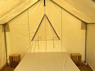 Tentrr Signature Site - Lower Pond Tent