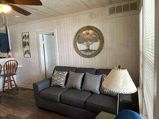 Cabin Retreat on Waupaca's Chain O'Lakes #1