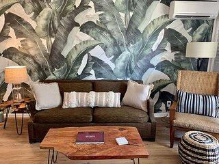 NEW! Plantation Hale Suites J8, Garden View, Ground Floor, AC, Walk to Beach