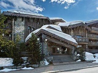 Balcons de Pralong 16A : Sublime appartement skis aux pieds