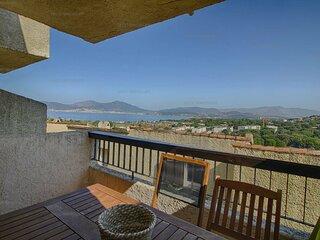 PORTICCIO-Bel appartement dans résidence avec piscine TB 86