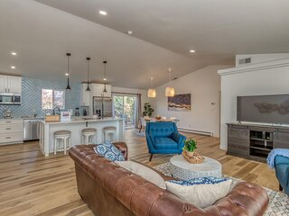 ❤️Marshall Home: Beautiful 1 level home, free wi-fi, Centrally located