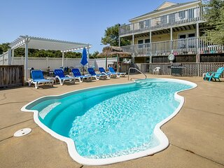 White Porpoise | 255 ft from the beach | Private Pool | Corolla