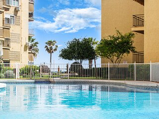 Awesome apartment in Rincon de la Vitoria with Outdoor swimming pool, WiFi and 3