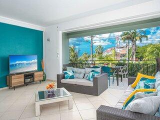 Spacious apartment near the beach