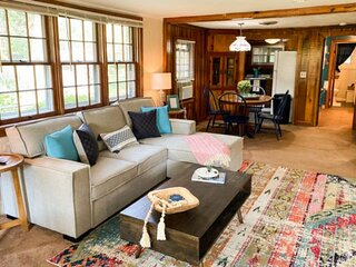 Chill in this Annapolis Cozy Cottage