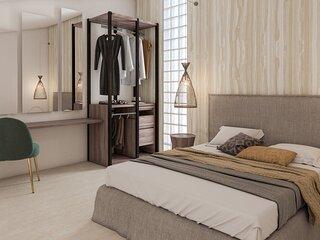 1-Bedroom Apartment with Sea View - Lagoon Luxury Suites