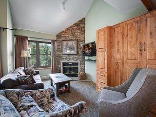 River Mountain Lodge W311 Condo: Ski-In To Downtown Breckenridge!