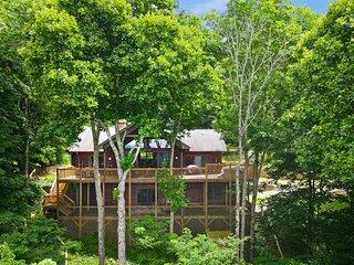 Bear and Bull Lodge