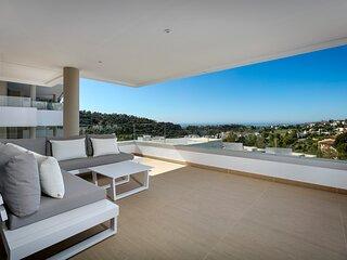 Luxury 3 Bedroom Apartment in Reserva de Alcuzcuz