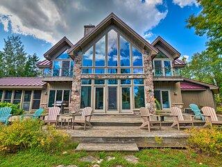 Stunning Sister Bay Home 4 Miles to Lake + Beach!