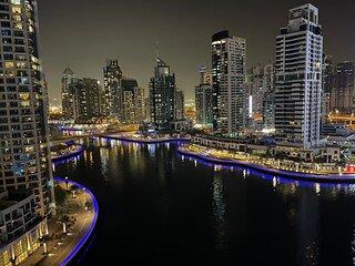 Stunning Dubai Marina Views 2 Bed 3.5 Baths