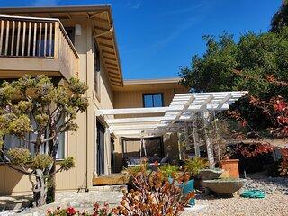 Beautiful and Romantic Carmel guest house
