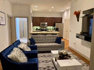 Cozy APT at the Heart of H-Town 'Self check-in!'