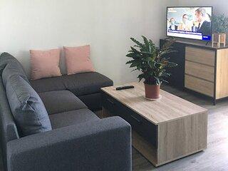 Superbe appartement meublé 3 chambres à Rognac
