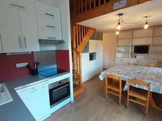 Appartement duplex récemment rénové 90m² - 10/12 personnes