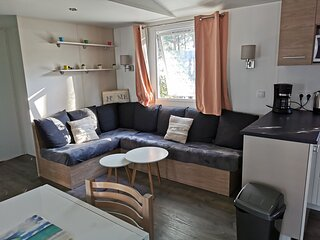 Mobil-home 44m2