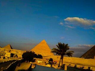 Seven Pyramids