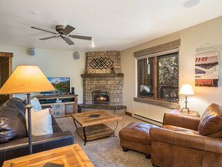 Bright and Cozy Condo - On Free Shuttle Route, Walking Distance to Grocery