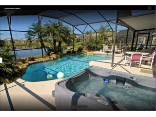 Eagle Pointe, Kissimmee by Elite Vacation Homes