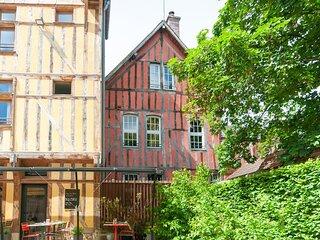 Maison Juvenal des Ursins - Au ceour du centre historique