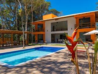 Splendind Mansion between Arraial d'Ajuda and Trancoso - BAH050
