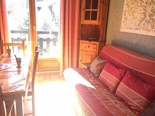 Appartement 2 pieces 6 couchages RISOUL 1850