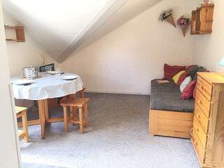 Appartement Studio mezzanine 4 couchages RISOUL 1850