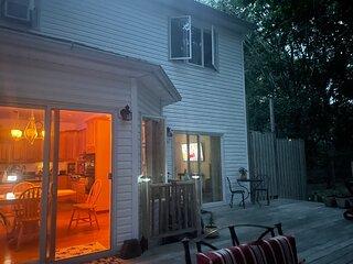 Hampton Accommodations