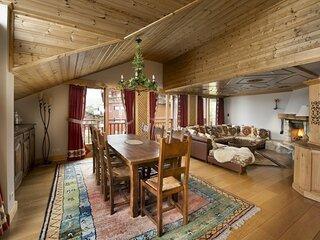 99m2 duplex - Courchevel 1850 - 6 personnes - skis aux pieds