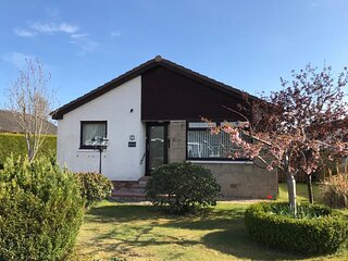 Robins Nest, Comrie, Perthshire, Family holiday home in Scotland