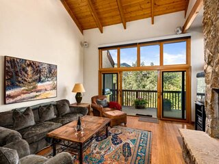 New Rental! Spacious Snowmass Multi-Level With Incredible Views. Balconies, Hot